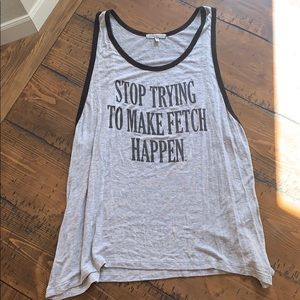 Charlotte Russe Tops - Mean girls tank
